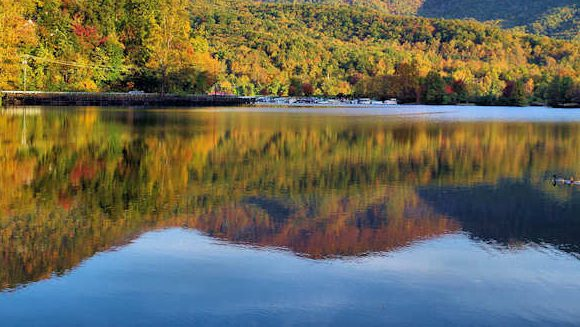 Lake Lure Area